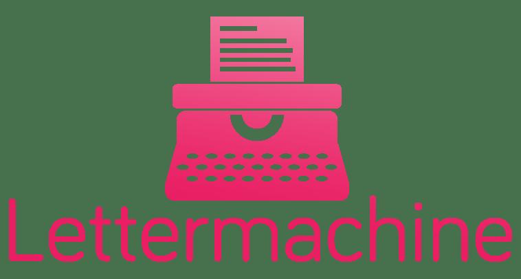 Lettermachine